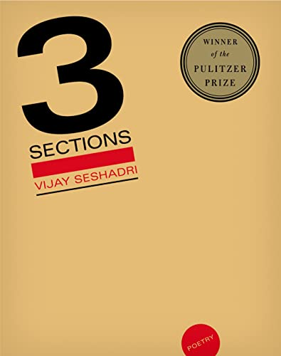 9781555977160: 3 Sections: Poems