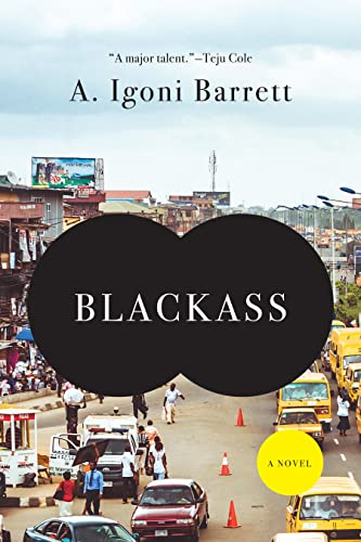 9781555977337: Blackass: A Novel