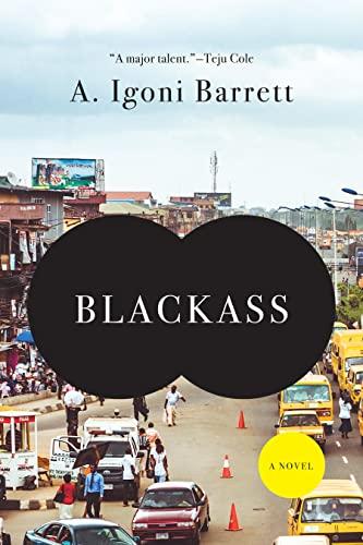 9781555977337: Blackass: A Novel