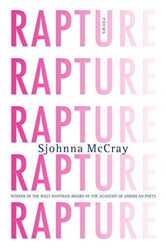 9781555977375: Rapture: Poems