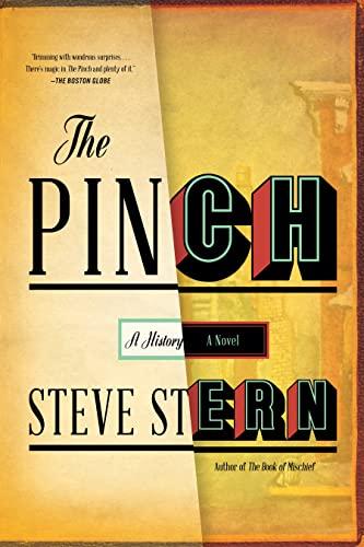 9781555977528: The Pinch: A Novel