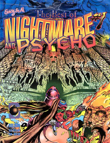The Best of Nightmare and Psycho #1: Hewetson, Al; Fedory,