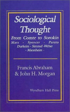 Sociological Thought: M. Francis Abraham