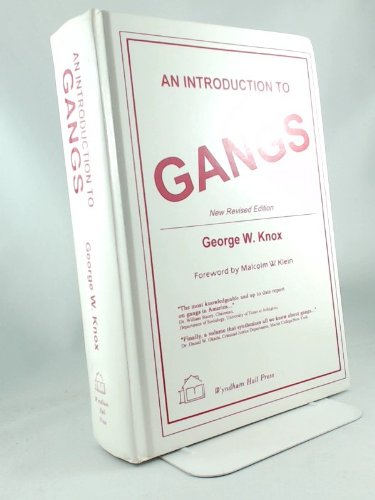 9781556052491: An Introduction to Gangs