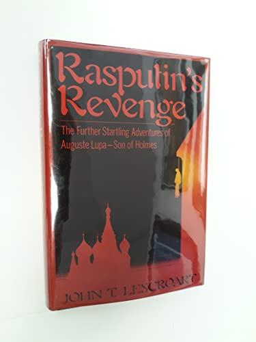 9781556110115: Rasputin's Revenge (Auguste Lupa)
