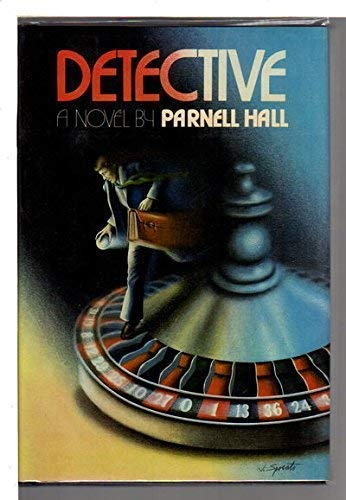 Detective ***SIGNED***: Parnell Hall