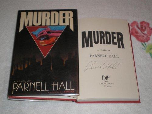 9781556110580: Murder (Stanley Hastings Mysteries)