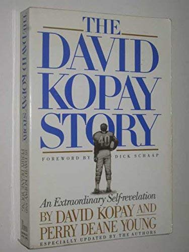 9781556110801: The David Kopay Story: An Extraordinary Self-revelation