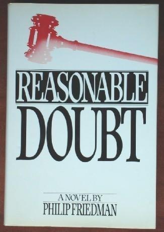 9781556111075: Reasonable Doubt