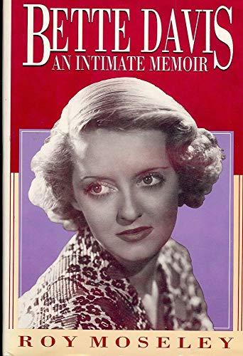 9781556112188: Bette Davis: An Intimate Memoir