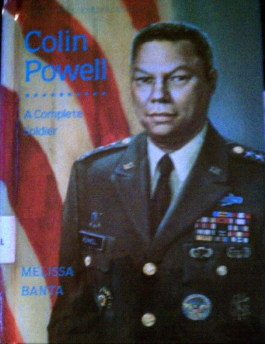 Colin Powell: Soldier/Statesman--Statesman/Soldier: Means, Howard B.