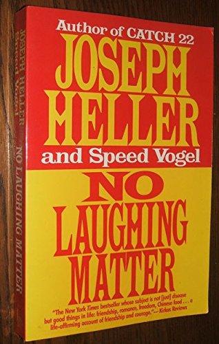 9781556114243: No Laughing Matter