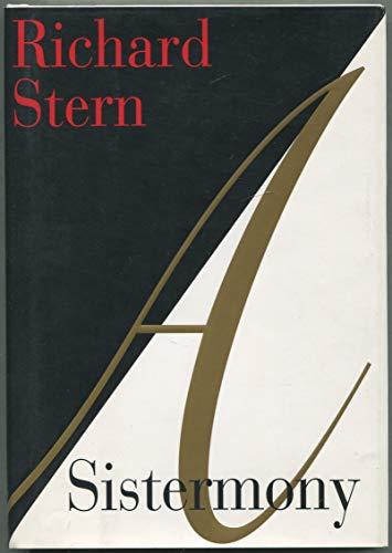 A Sistermony.: Stern, Richard.
