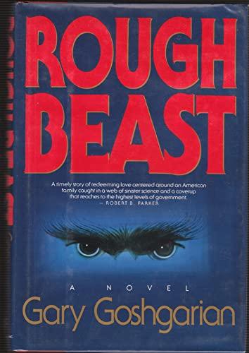 9781556114649: Rough Beast