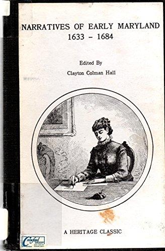 9781556131080: Narratives of Early Maryland, 1633-1684