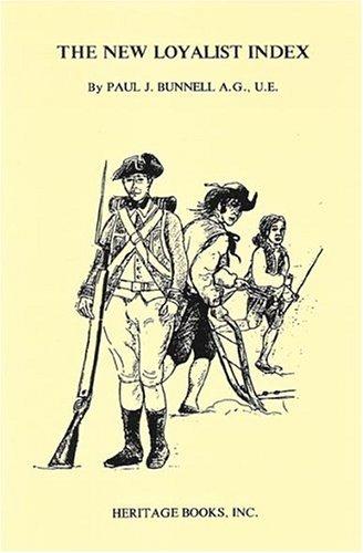 9781556132346: 001: The New Loyalist Index, Volume I
