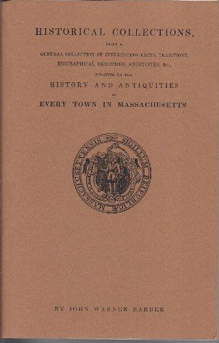 Beispielbild für Historical Collections. of Every Town in Massachusetts zum Verkauf von Better World Books