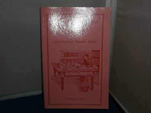THE VIRGINIA GENEALOGIST, Volume 1, 1957: John Frederick Dorman