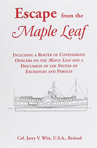 Escape from the Maple Leaf: Witt, Jerry