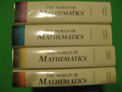 9781556151491: The World of Mathematics (Tempus)