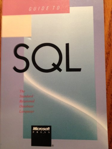 Quick Reference Guide to SQL: Viescas, John
