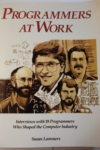 9781556152115: Programmers at Work (Tempus)
