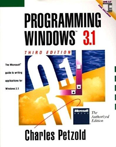 9781556153952: Programming Windows 3.1