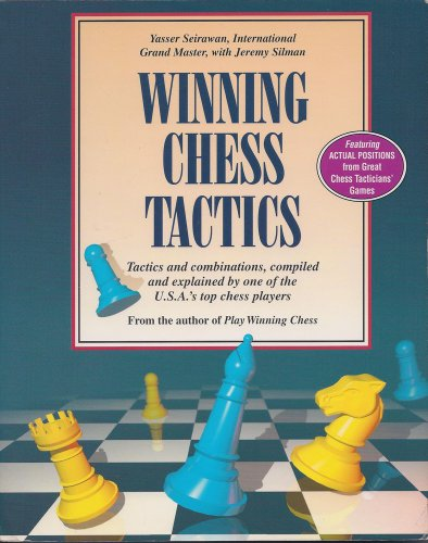 9781556154744: Winning Chess Tactics