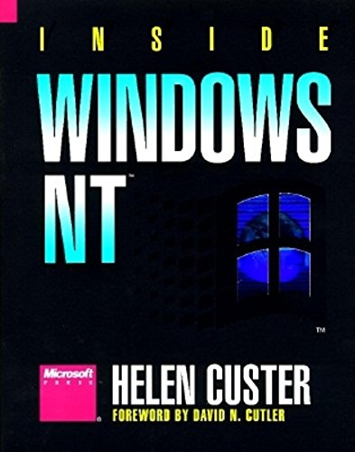 9781556154812: Inside Windows NT