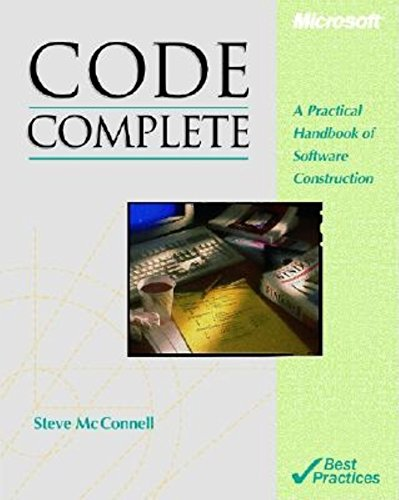 9781556154843: Code Complete (Microsoft Programming)