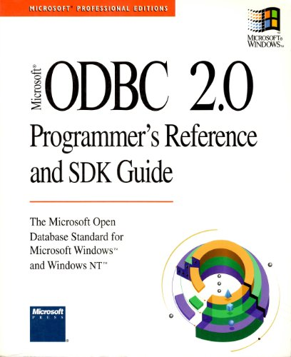 9781556156588: Programmer's Reference (Microsoft Professional Editions)