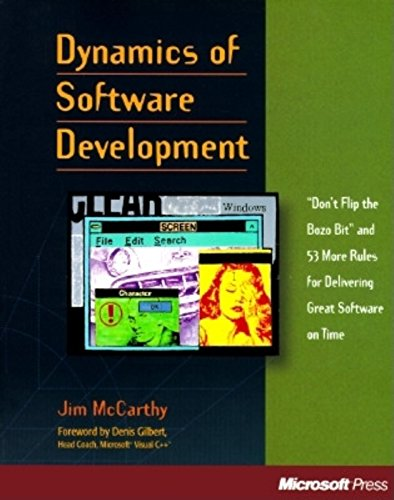 9781556158230: Dynamics of Software Development