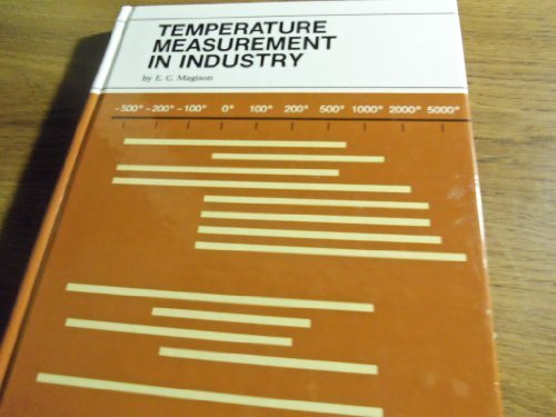 9781556172083: Temperature Measurement in Industry