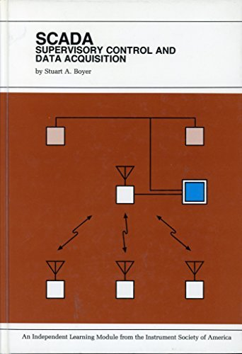 9781556172106: Scada: Supervisory Control and Data Acquisition (INDEPENDENT LEARNING MODULE FROM THE INSTRUMENT SOCIETY OF AMERICA)