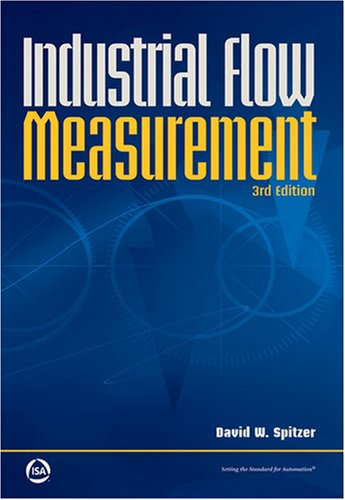 9781556172434: Industrial Flow Measurement (Resources for Measurement and Control Series)