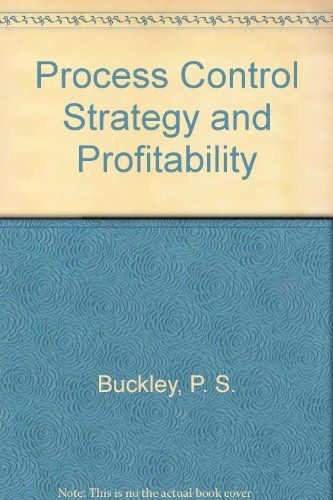 9781556173714: Process Control Strategy and Profitability