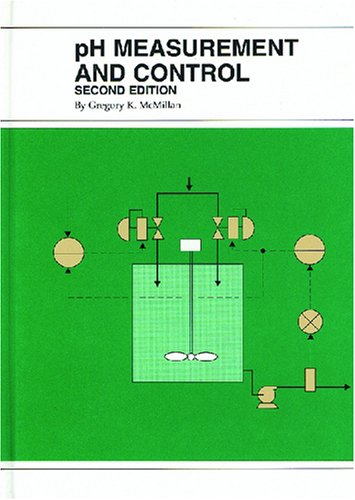 9781556174834: PH Measurement and Control (An Independent Learning Module from the Instrument Society of America)