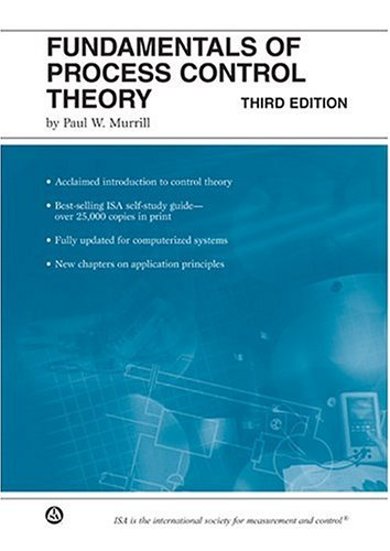 9781556176838: Fundamentals of Process Control Theory (3rd Edition)