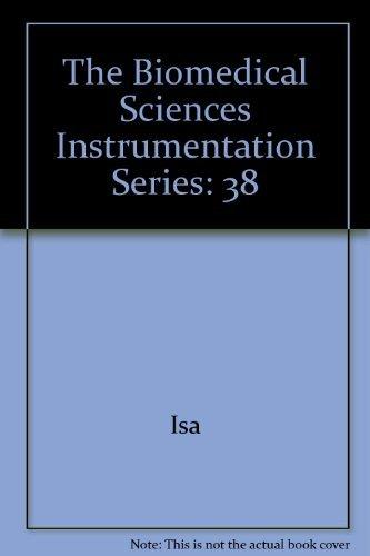 Biomedical Sciences Instrumentation: ISA