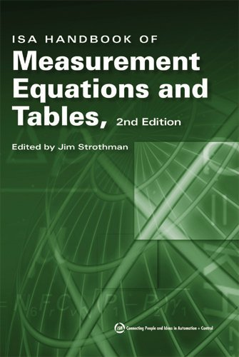 9781556179464: ISA Handbook of Measurement Equations and Tables, 2nd Edition