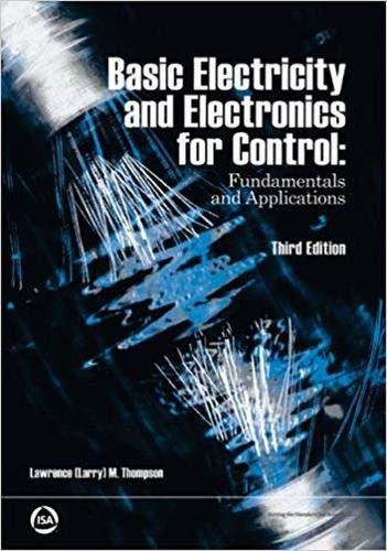 9781556179884: Basic Electricity and Electronics for Control: Fundamentals and Applications