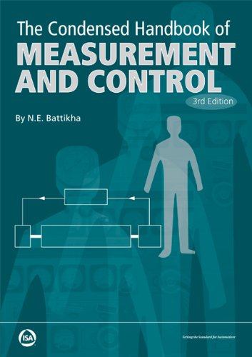 9781556179952: The Condensed Handbook of Measurement and Control, 3rd Edition