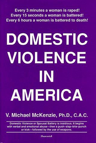 9781556181511: Domestic Violence in America