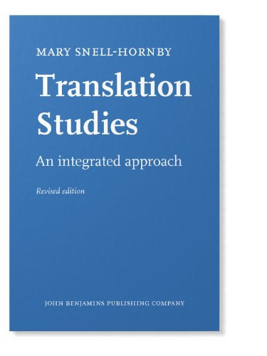 Translation Studies: Snell-Hornby, Mary