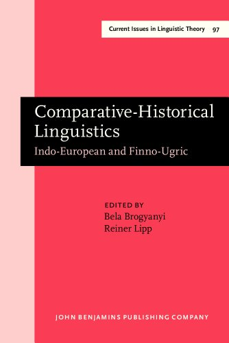 9781556191596: Comparative-Historical Linguistics: Indo-European and Finno-Ugric. Papers in honor of Oswald Szemerényi III (Current Issues in Linguistic Theory)