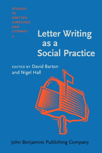 9781556192074: Letter Writing as a Social Practice (Studies in Written Language and Literacy)