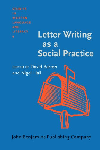 9781556192081: Letter Writing as a Social Practice (Studies in Written Language and Literacy)