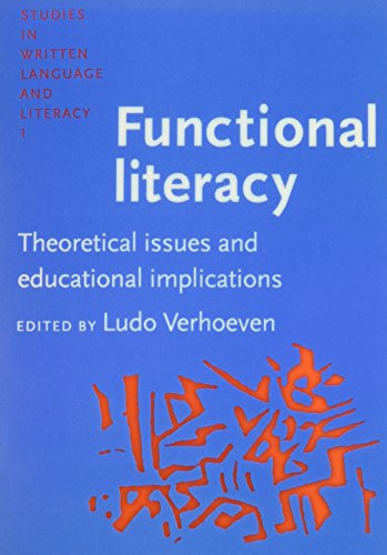 Functional Literacy: Theoretical issues and educational implications (Studies in Written Language ...