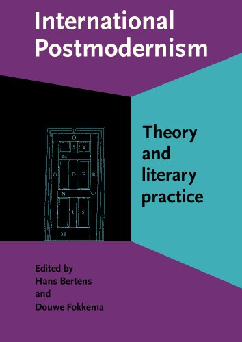 9781556196041: International Postmodernism: Theory and literary practice (Comparative History of Literatures in European Languages)