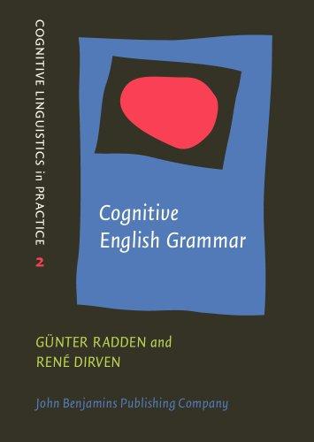 9781556196638: Cognitive English Grammar (Cognitive Linguistics in Practice)